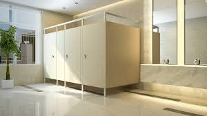 Reclaiming Privacy In Bathrooms Through New Partitions Awesome Commercial Bathroom Partitions Property