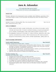 Example Of Nurse Resume Awesome Resume Objectives Nursing Yelommyphonecompanyco