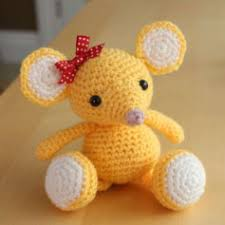Amigurumi Patterns Free Mesmerizing Free Amigurumi Mouse Patterns Wixxl