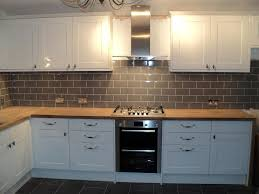 Tiled Kitchens Modular Kitchen Making The Best Out Of The Space Wall Tiles