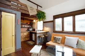 Small Picture The Rustic Modern Tiny House Tiny Living