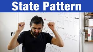 State Pattern Gorgeous State Pattern Design Patterns Ep 48 YouTube