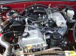 2004 Toyota Tacoma PreRunner Regular Cab 2.7L DOHC 16V 4 Cylinder ...