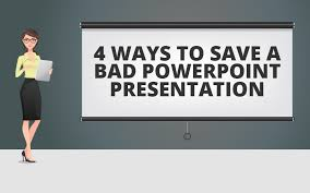 bad powerpoint presentation 4 ways to save a bad powerpoint presentation get my graphics