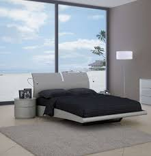 modern style beds