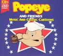Popeye and Friends: Music and Classic Cartoons [Bonus DVD]