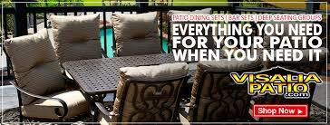 patio furniture in visalia ca