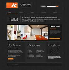Interior Design Keywords List Interior Design Website Template