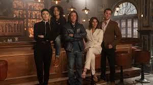 Watch Leverage: Redemption Season 1 ...