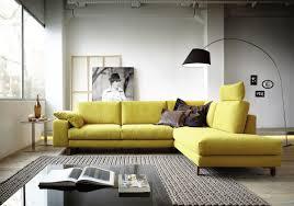 Koinor Ecksofa Omega Gelb Sunshine Yellow In 2019 Sofa