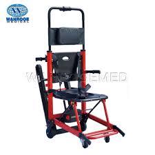emergency stair chair. EA-6FPN Hospital First-Aid Evacuation Stretcher Folding Emergency Stair Chair
