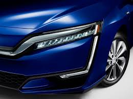2018 honda ev. Interesting 2018 Honda Claims The New Clarity Seats Five Comfortably And Features  Sensing Active Safety Suite Display Audio That Supports Both Apple CarPlay  In 2018 Honda Ev