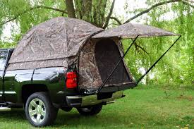 Napier® 57891 - Mossy Oak Break-Up Sportz Camo Truck Tent
