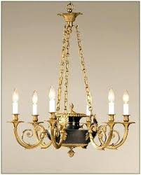 made in spain antique brass double chandelier parts chandeliers for bedrooms