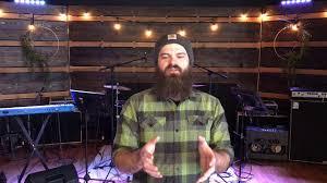 "Jesus says, ""Don't Worry"". Wednesday Night Prayer and Devo - YouTube"
