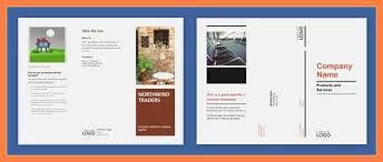 5 Free Online Pamphlet Template Andrew Gunsberg