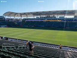 La Chargers Seating Chart Dignity Health Sports Park Section 130 Seat Views Seatgeek