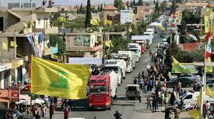 المازوت الإيراني يصل لبنان ومناصرو حزب الله يستقبلونه بالورود والزغاريد -  فرانس 24