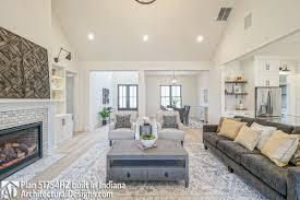 Architectural Designs 51766hz Plan 51754hz Modern Farmhouse Plan With Bonus Room