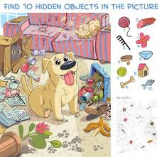Can you find the items in the pictures? Hidden Objects Premium Vector Download For Commercial Use Format Eps Cdr Ai Svg Vector Illustration Graphic Art Design