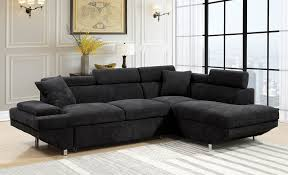 black sectional sofas.  Black Open In New Windowfa6124b For Black Sectional Sofas H