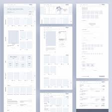 Ui Ux Design Wireframes Website App Wireframe Examples For Creating A Solid Ux Design