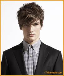 Messy Hairstyle For Guys Messy Hot Hairstyles For Guys Teenage Boys With Medium Frizzy