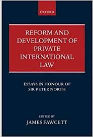 international law essays essays in private international law book 1993