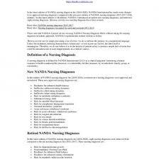 Nanda Nursing Diagnosis Hyperthermia Nanda Nursing Diagnosis Mwl1r6kk3jnj