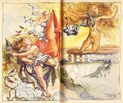 salvador dal atilde shy illustrates don quixote brain pickings num atilde copy ro cinq salvador dalatildeshy was no stranger to literary illustration from his heliogravures for alice in wonderland to his drawings for montaigne s essays