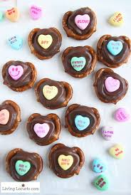 valentine s day chocolate pretzels are perfect for parties or gifts kids will love picking