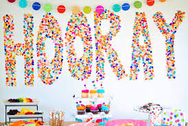 birthday party backdrop ideas monumental best 25 decorations on