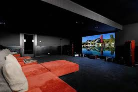 Modern Simple Home Theater 5 And Impressive Ideas