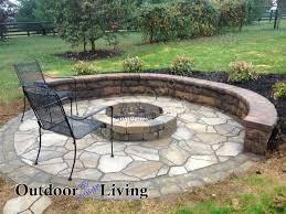 fire pit ideas for your cky landscape eclectic patio
