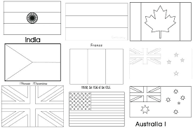 printable flag of ethiopia coloring pages printable coloring