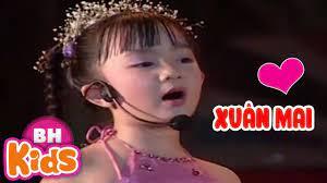 Xuân Mai ♫ LK Ca Dao Tục Ngữ Hay Nhất Cho Bé ♫ Nhạc Thiếu Nhi Xuân Mai -  YouTube