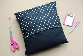 Pocket Pillow Cover Pattern