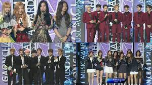 6th Gaon Chart Music Awards 2017 Exo Black Pink Bts Twice And More Win Big At The 6th Gaon