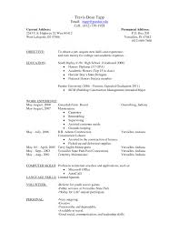 Stunning Ready Fill Up Resume Images - Simple resume Office .