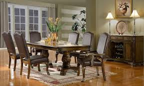Home Furnishings Mcferran Home Furnishings D8801 Dining Collection The Furniture
