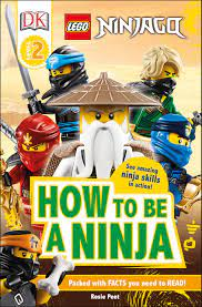 DK Readers Level 2: LEGO NINJAGO How To Be A Ninja: Amazon.de: Peet, Rosie:  Fremdsprachige Bücher