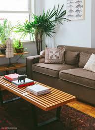 Cara de praia Decora o sala sof marrom Decora o sala sofa e.