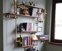 making industrial furniture. Iron Pipe Furniture Industrial Shelf Easy Making