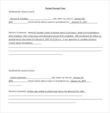 Care Now Doctors Note Template Free For Work Fake Drracket
