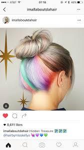 Having Coloured Hair Can Be Tough