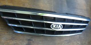 <b>Решётка</b> Как у Всех — <b>KIA</b> Spectra, 1.6 л., 2008 года на DRIVE2