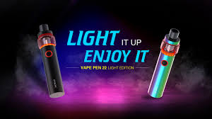 Smok Light Up Vape Pen 22 Light Edition Smok Innovation Keeps Changing
