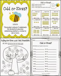 My Life According to Pinterest: Odd and Even Worksheets