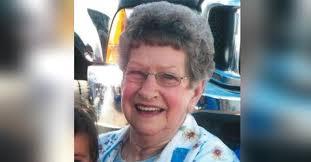 Bernice Ames Gleason Obituary - Visitation & Funeral Information