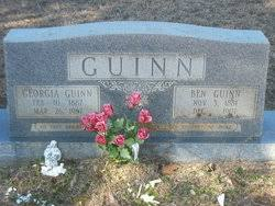 Benjamin Guinn (1881-1907) - Find A Grave Memorial